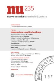 Immigrazione e multiculturalismo