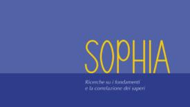 Sophia n. 2/2019