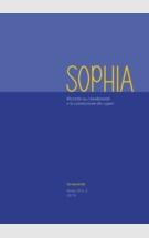 SOPHIA  N. 2 – 2019