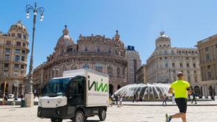 Genova green col progetto Invia