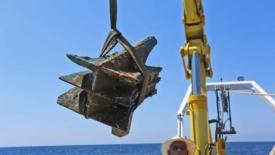 La battaglia delle Ègadi: nuovi ritrovamenti in mare