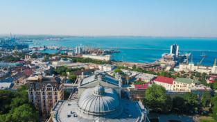 Sotto il sole di Odessa