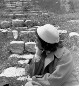 """La """"scaletta"""" a Gerusalemme"""