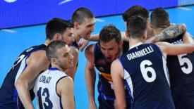 L'Italia maschile raggiunge le ragazze all'Olimpiade
