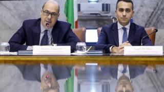 Dopo la crisi un nuovo governo in Italia