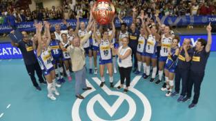 L'Italia volley femminile vola a Tokyo 2020