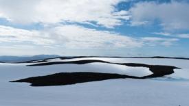 La morte del ghiacciaio