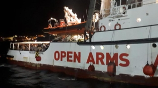 Open Arms. L'odissea è finita