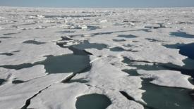 Parmitano: il vero nemico è il riscaldamento globale