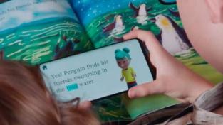App Storysign: favole tradotte nella lingua dei segni