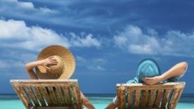 E se in vacanza ci mandassimo lo stress?