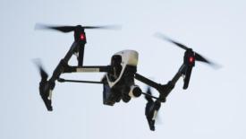 Il drone cacciatore di plastica