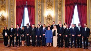 Un nuovo governo in Italia
