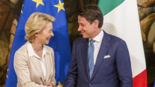 Nuovo governo e coalizione Ursula