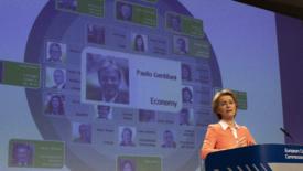 Commissione europea targata Ursula von der Leyen