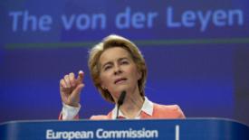La nuova Commissione europea ai nastri di partenza