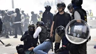 Le (poche) speranze dei giovani di Hong Kong
