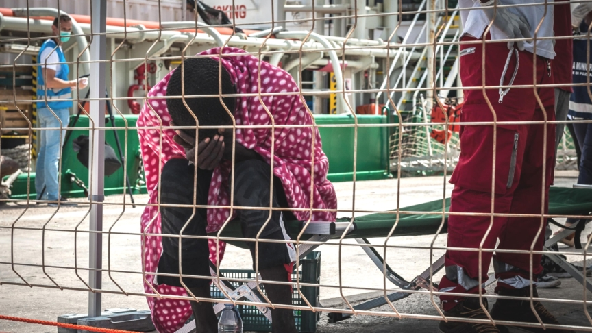 L'orrore dei campi di tortura in Libia