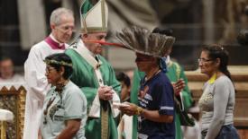 Camminare insieme con i martiri dell'Amazzonia
