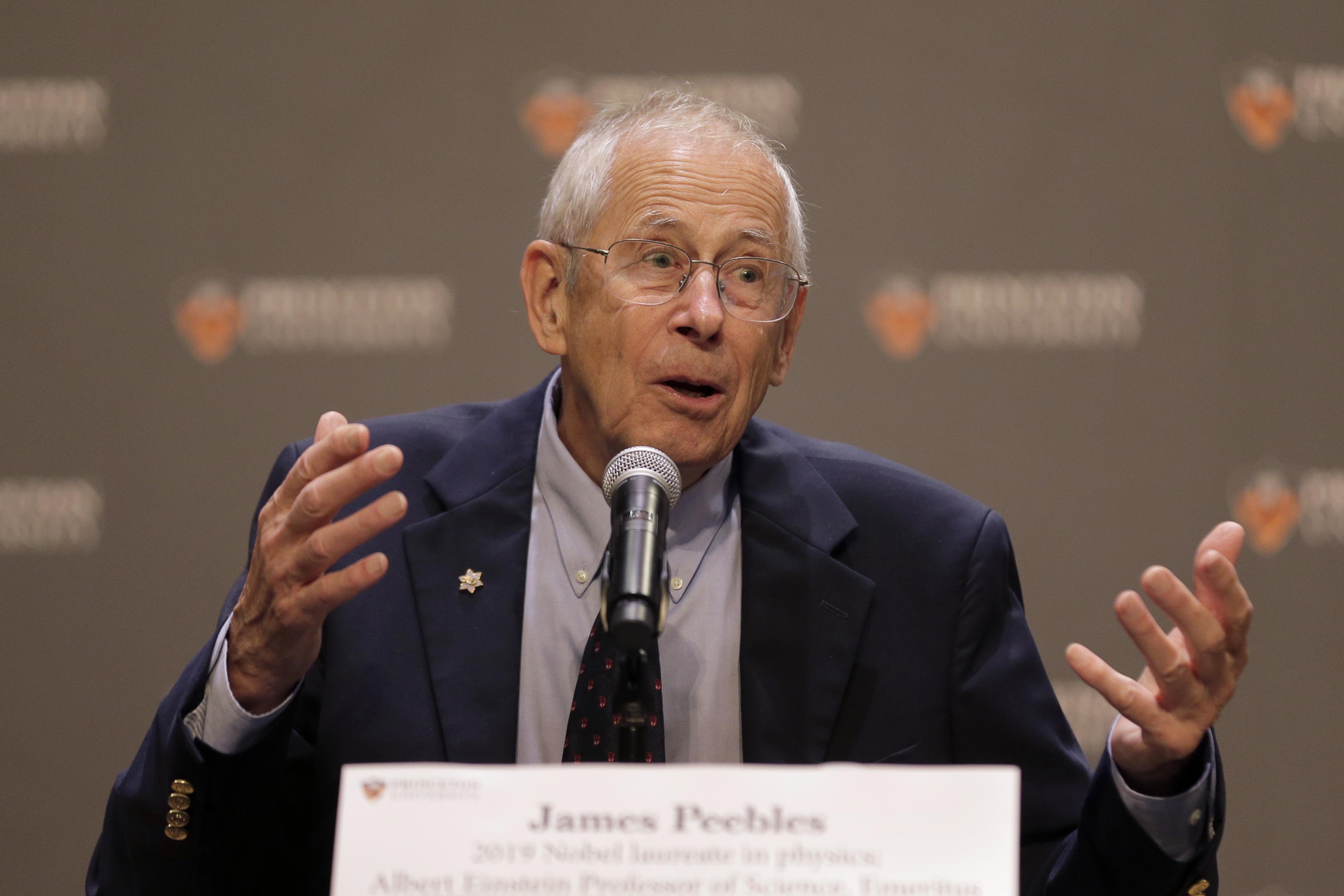 James Peebles