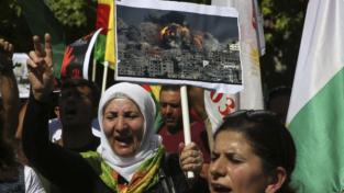Armi, profughi e la guerra nel Kurdistan siriano