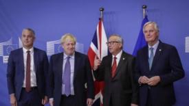 Brexit in dirittura d'arrivo