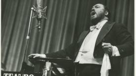 È l'ora di Pavarotti