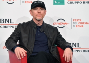 "Ron Howard, regista del documentario ""Pavarotti""."