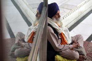 Guru Nanak Dev birth anniversary celebrations at the Golden Temple in Amritsar