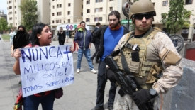 """Cile, la """"nuova normalità"""""""