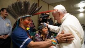 Sinodo Amazzonia, la conversione integrale