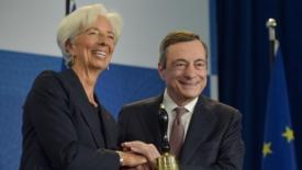 Draghi, il salvatore dell'euro