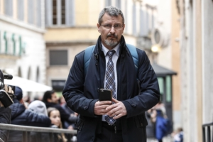 Giovanni Endrizzi  ANSA/GIUSEPPE LAMI