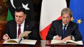 La disdetta del memorandum Italia-Libia