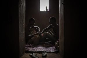 ANSA / Pablo Tosco / us Oxfam Italia