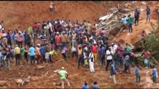 Morti e dispersi per frana in Camerun