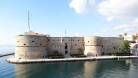 A Taranto i Giochi del Mediterraneo