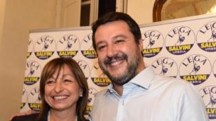 La Lega stravince in Umbria