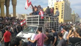 La rivoluzione libanese (senza odio)