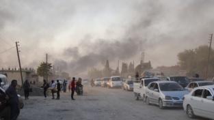 La Turchia attacca i curdi, nuova emergenza in Siria