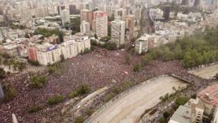 Cile, il diritto di vivere in pace