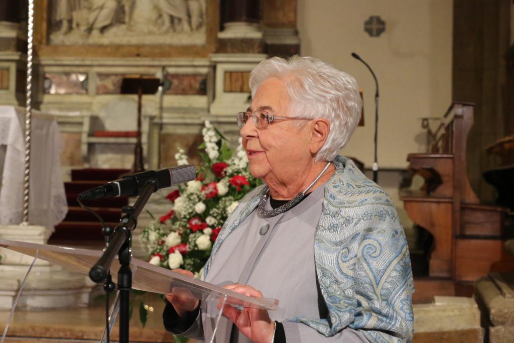 Maria Voce, presidente dei Focolari