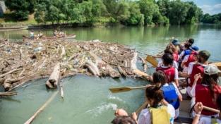 VisPo: 230 volontari per ripulire il Po