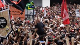 Lula contro l'estrema destra