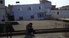 Albania, soli davanti al dramma del terremoto