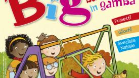 Scopri Big, il giornalino per i bambini in gamba!