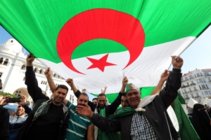 Algeria, 1 novembre 2019.