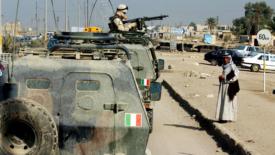 L'Iraq e i soldati italiani