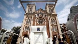 Quello che troverà il papa a Bangkok