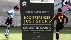 Nessuna differenza, solo sport!
